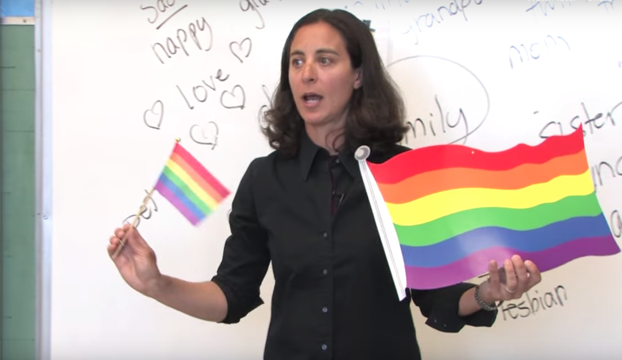 CA Legislature Wants to Bully Teachers into Affirming Students' LGBTQ Identities