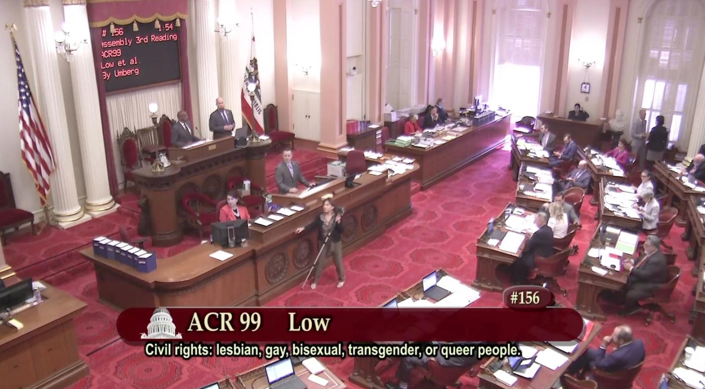 Senate Demands Pastors Reject Biblical Counseling For LGBT Californians