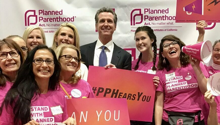 CA Governor Vetoes Student ID Bill For Not Being Pro-Abortion Enough