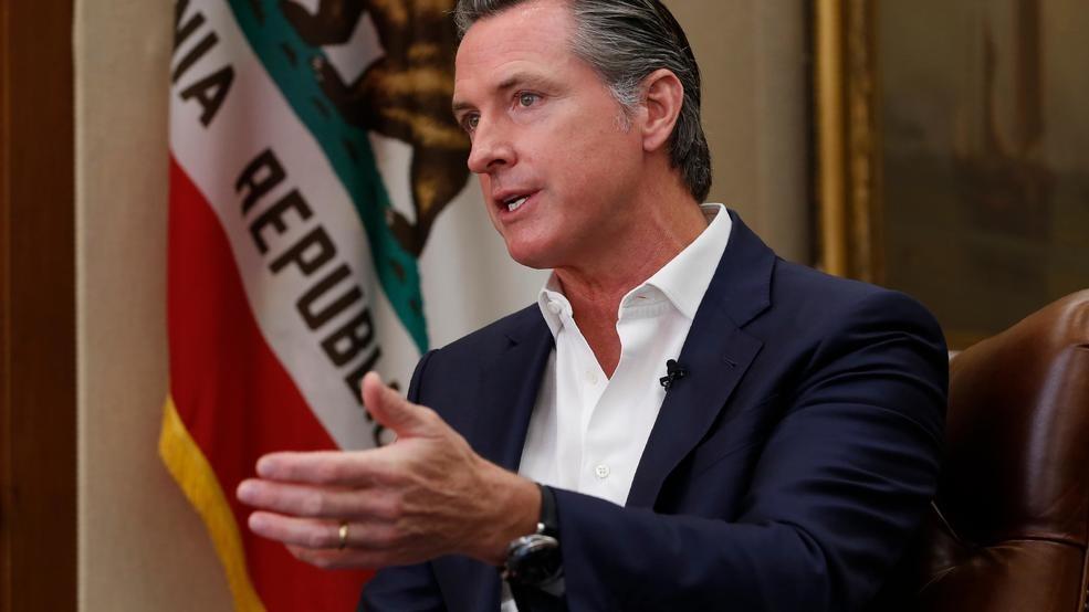 DOJ rebukes CA Governor for discriminating against churches and religious believers
